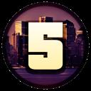 Vijfhuizen RP Server Logo